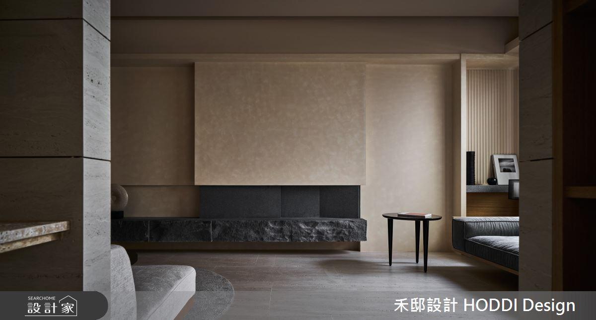18坪預售屋_現代風客廳案例圖片_禾邸設計 HODDI Design_禾邸_17之16