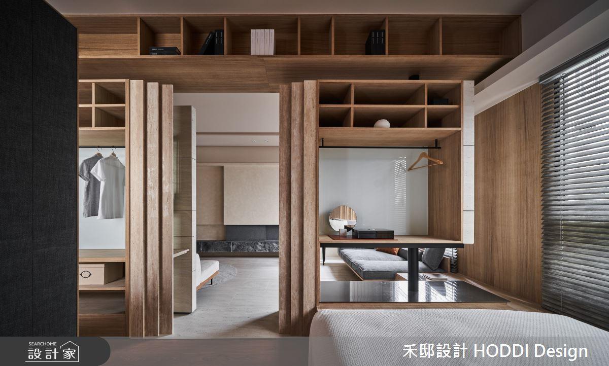 18坪預售屋_現代風臥室案例圖片_禾邸設計 HODDI Design_禾邸_17之17