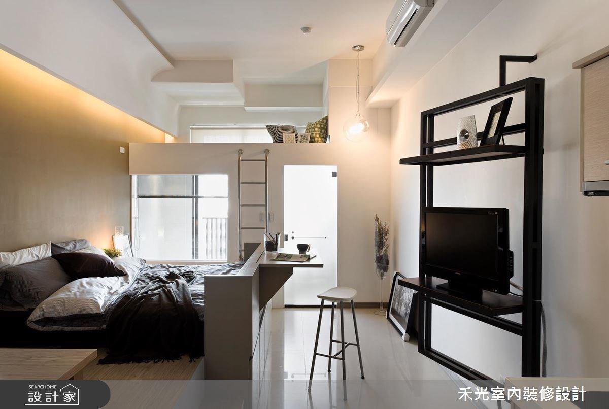 10坪新成屋(5年以下)_簡約風案例圖片_禾光室內裝修設計有限公司_禾光_02之8