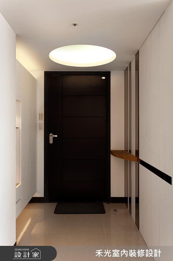 35坪新成屋(5年以下)_現代風案例圖片_禾光室內裝修設計有限公司_禾光_03之1