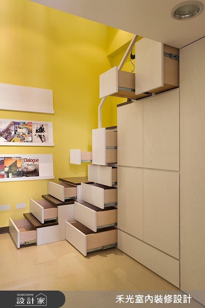 10坪新成屋(5年以下)_簡約風案例圖片_禾光室內裝修設計有限公司_禾光_04之14