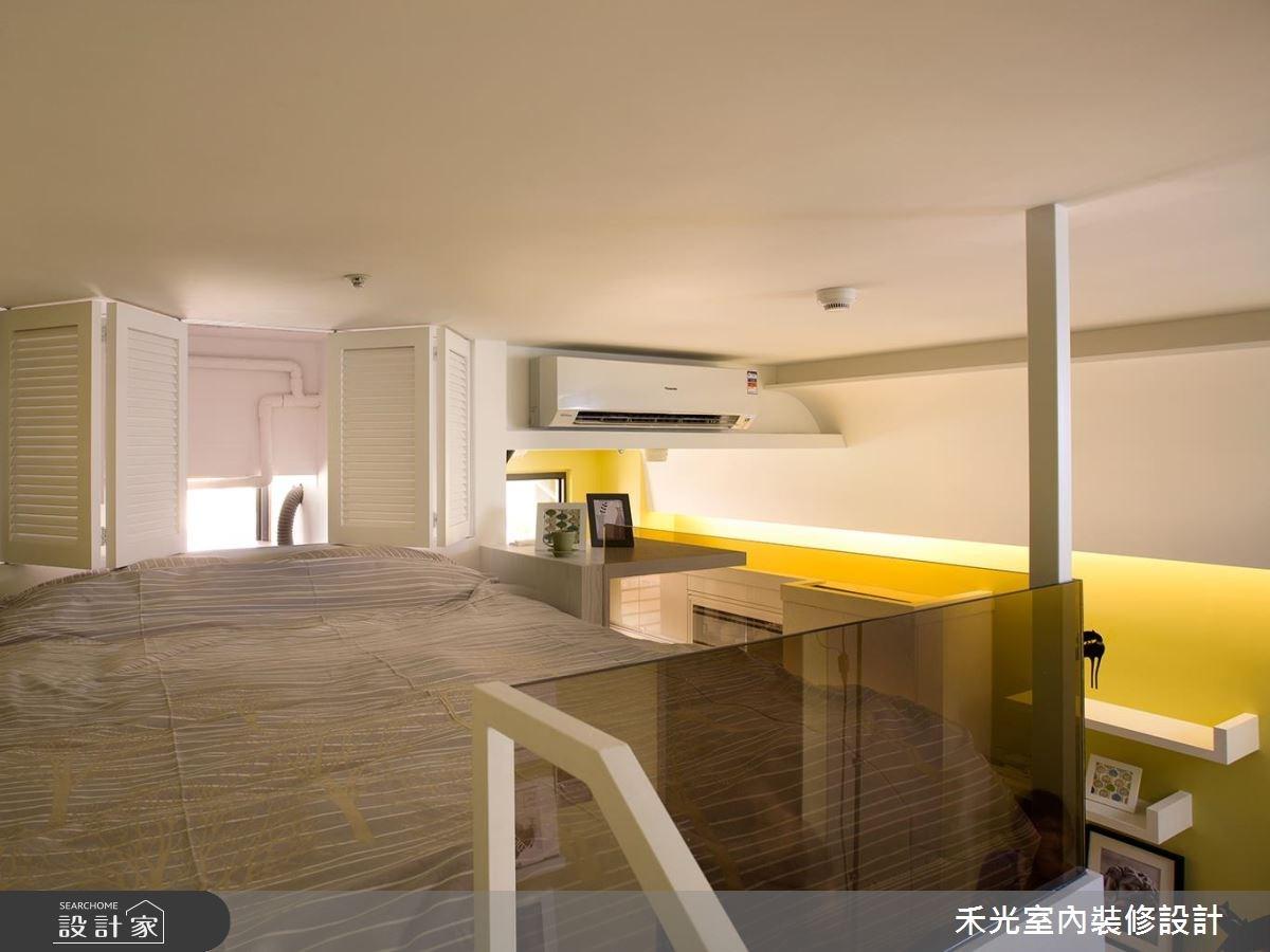 10坪新成屋(5年以下)_簡約風案例圖片_禾光室內裝修設計有限公司_禾光_04之12