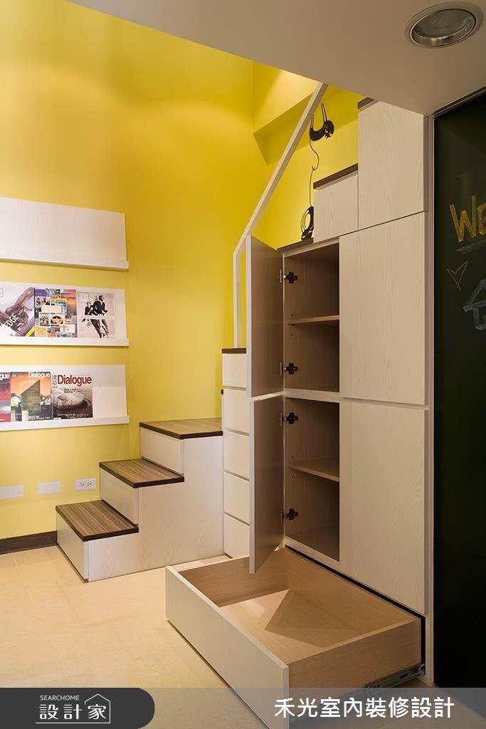 10坪新成屋(5年以下)_簡約風案例圖片_禾光室內裝修設計有限公司_禾光_04之15