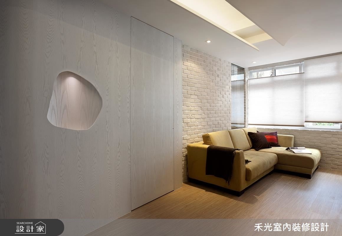 15坪老屋(16~30年)_簡約風案例圖片_禾光室內裝修設計有限公司_禾光_05之1