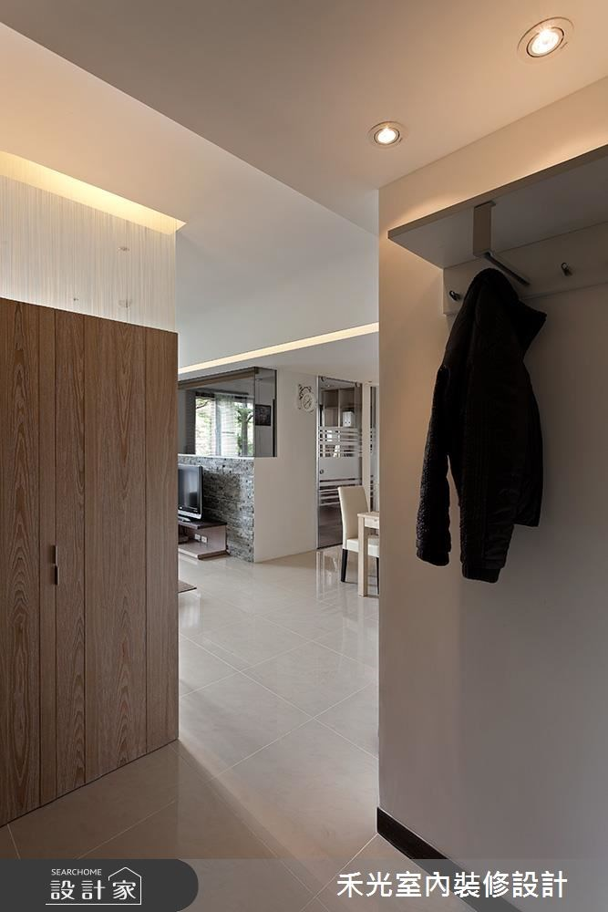 20坪新成屋(5年以下)_現代風案例圖片_禾光室內裝修設計有限公司_禾光_06之2
