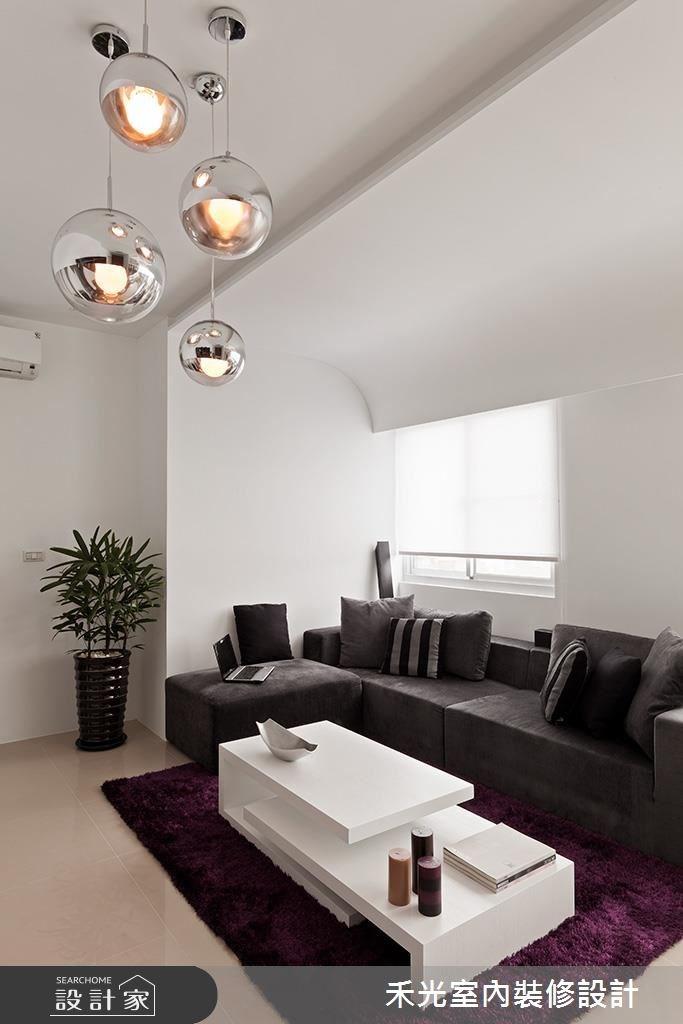 18坪新成屋(5年以下)_混搭風案例圖片_禾光室內裝修設計有限公司_禾光_07之5