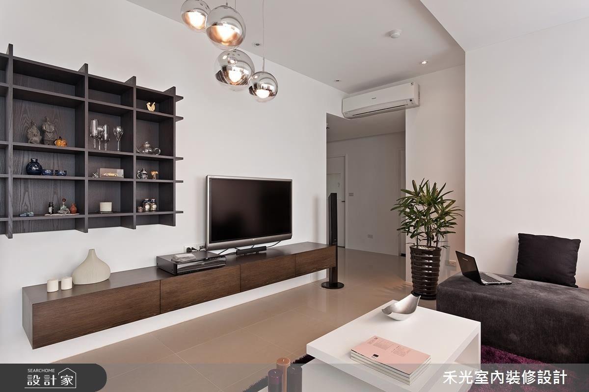 18坪新成屋(5年以下)_混搭風案例圖片_禾光室內裝修設計有限公司_禾光_07之4