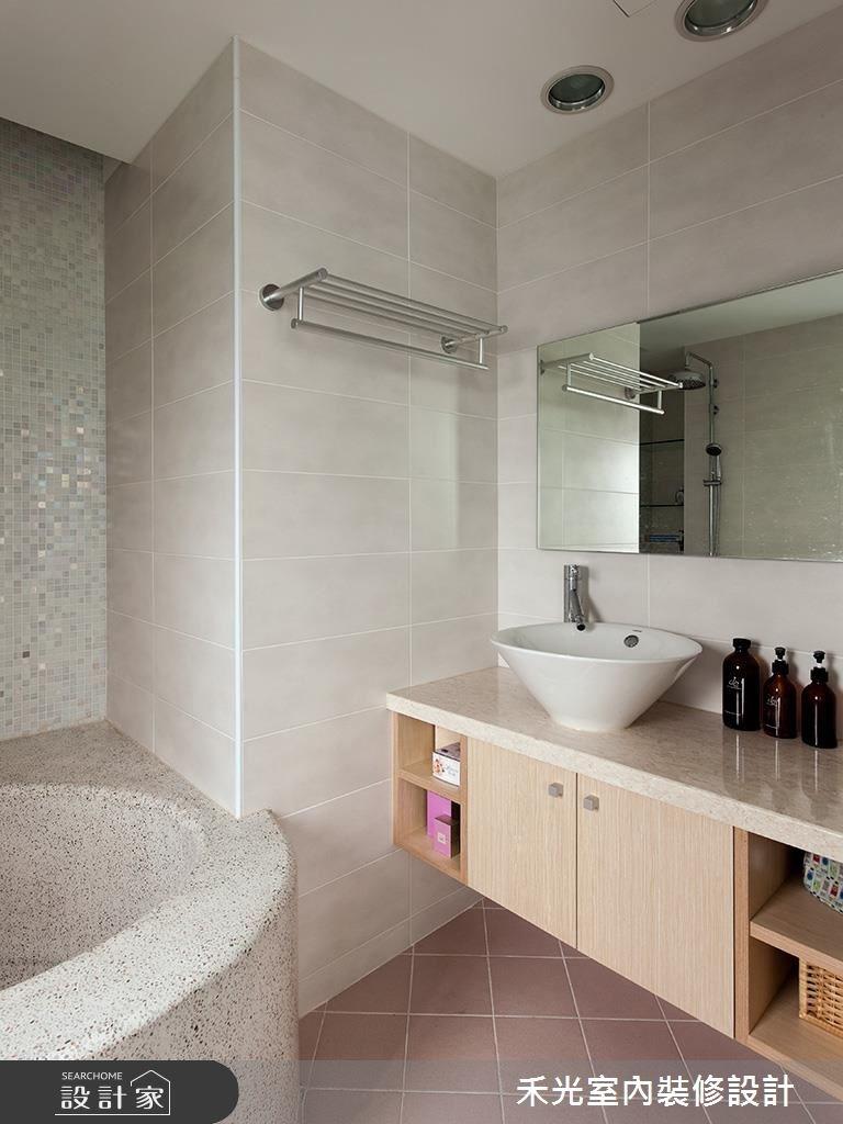 18坪新成屋(5年以下)_混搭風案例圖片_禾光室內裝修設計有限公司_禾光_07之15