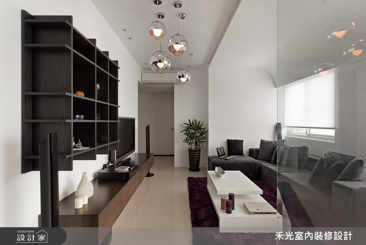 18坪新成屋(5年以下)_混搭風案例圖片_禾光室內裝修設計有限公司_禾光_07之6