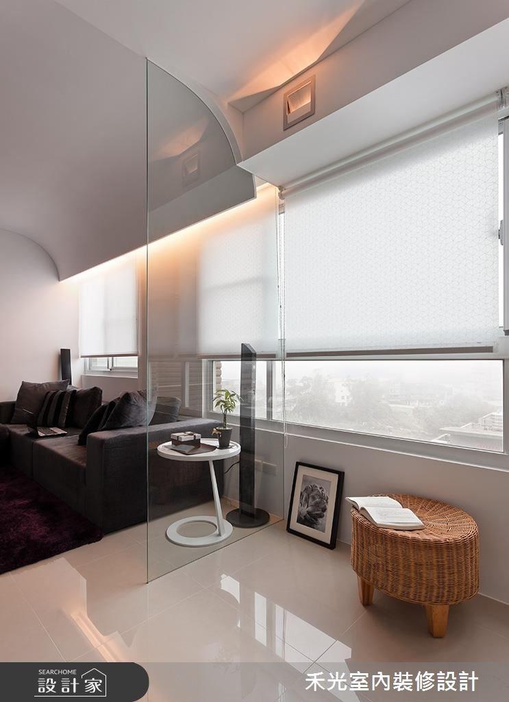 18坪新成屋(5年以下)_混搭風案例圖片_禾光室內裝修設計有限公司_禾光_07之10