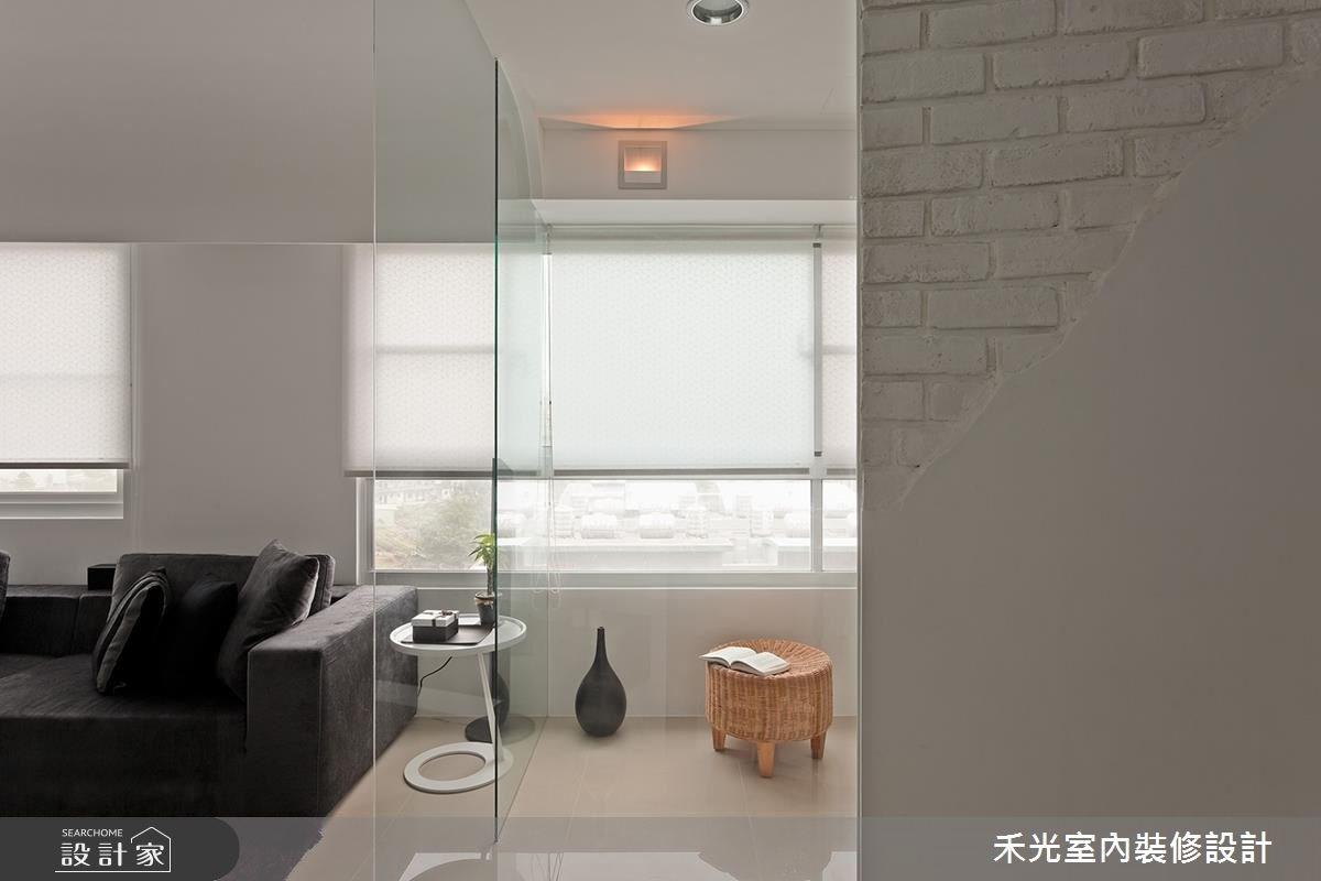 18坪新成屋(5年以下)_混搭風案例圖片_禾光室內裝修設計有限公司_禾光_07之2