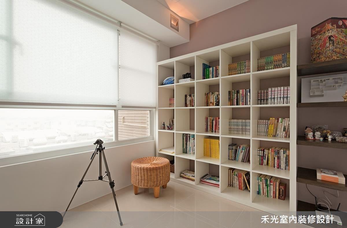 18坪新成屋(5年以下)_混搭風案例圖片_禾光室內裝修設計有限公司_禾光_07之9