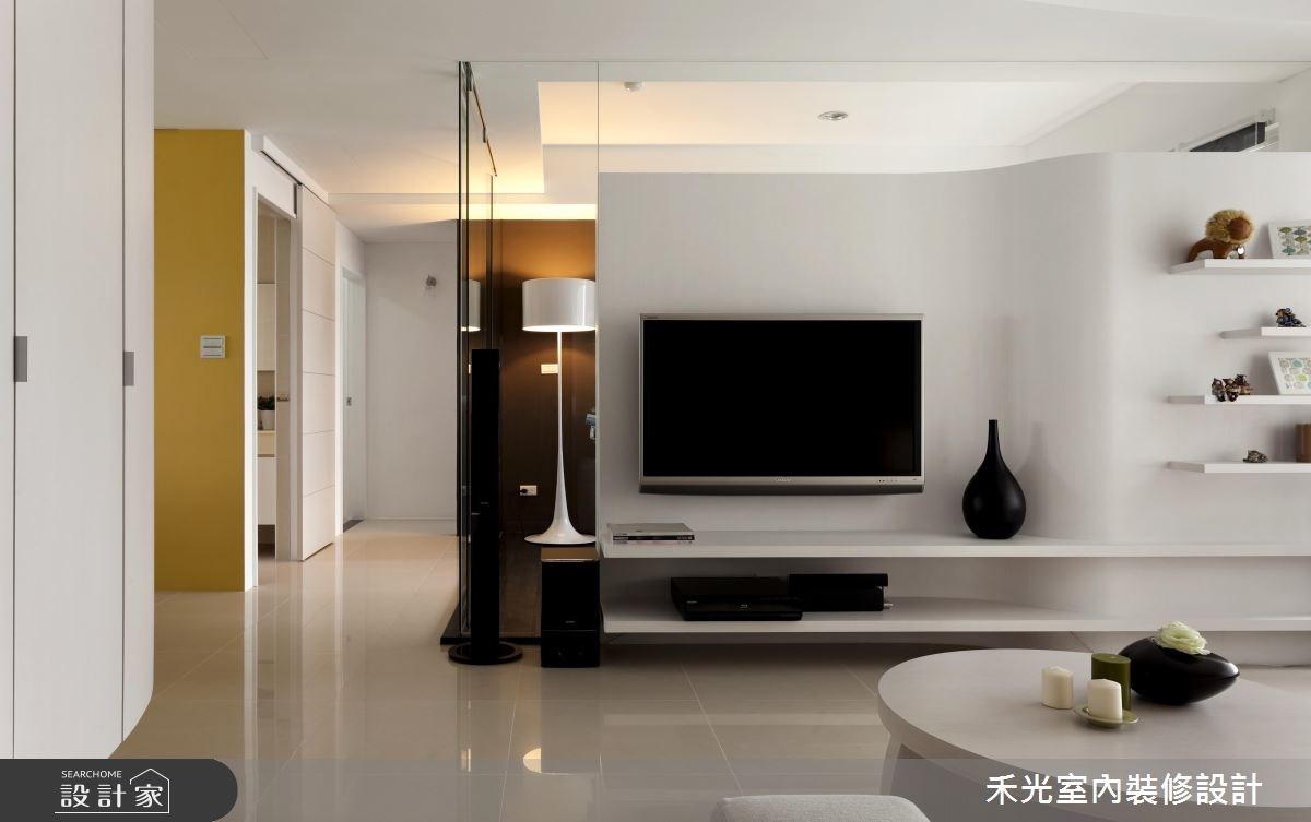 27坪新成屋(5年以下)_簡約風案例圖片_禾光室內裝修設計有限公司_禾光_08之1
