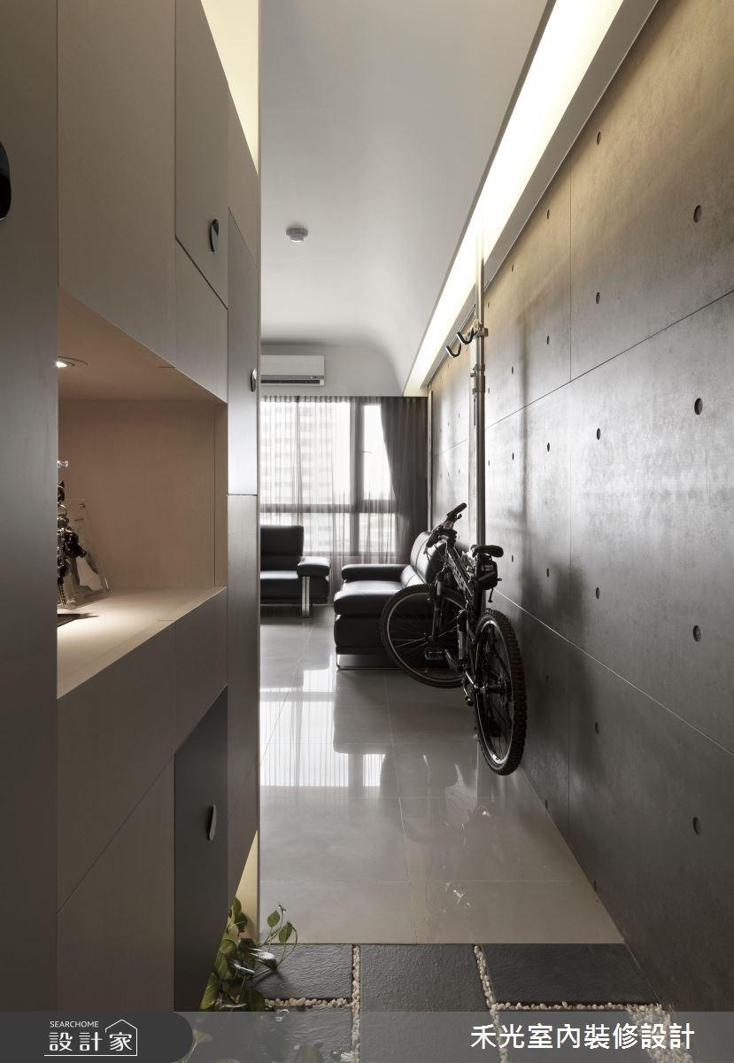 28坪新成屋(5年以下)_現代風案例圖片_禾光室內裝修設計有限公司_禾光_09之1