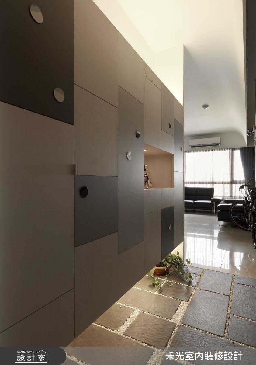28坪新成屋(5年以下)_現代風案例圖片_禾光室內裝修設計有限公司_禾光_09之2