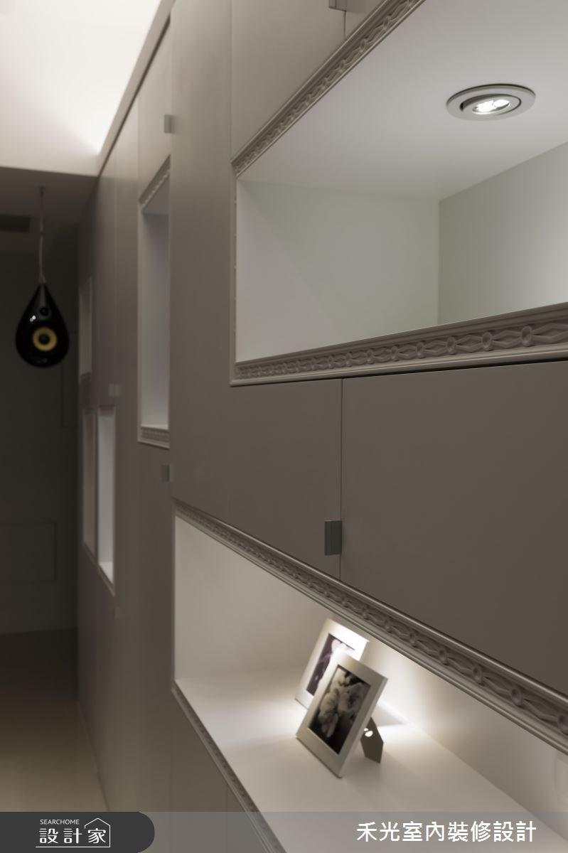 45坪新成屋(5年以下)_奢華風案例圖片_禾光室內裝修設計有限公司_禾光_10之1