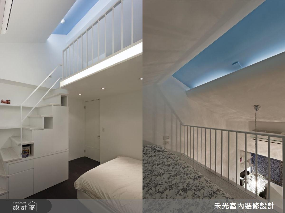 45坪新成屋(5年以下)_奢華風案例圖片_禾光室內裝修設計有限公司_禾光_10之29