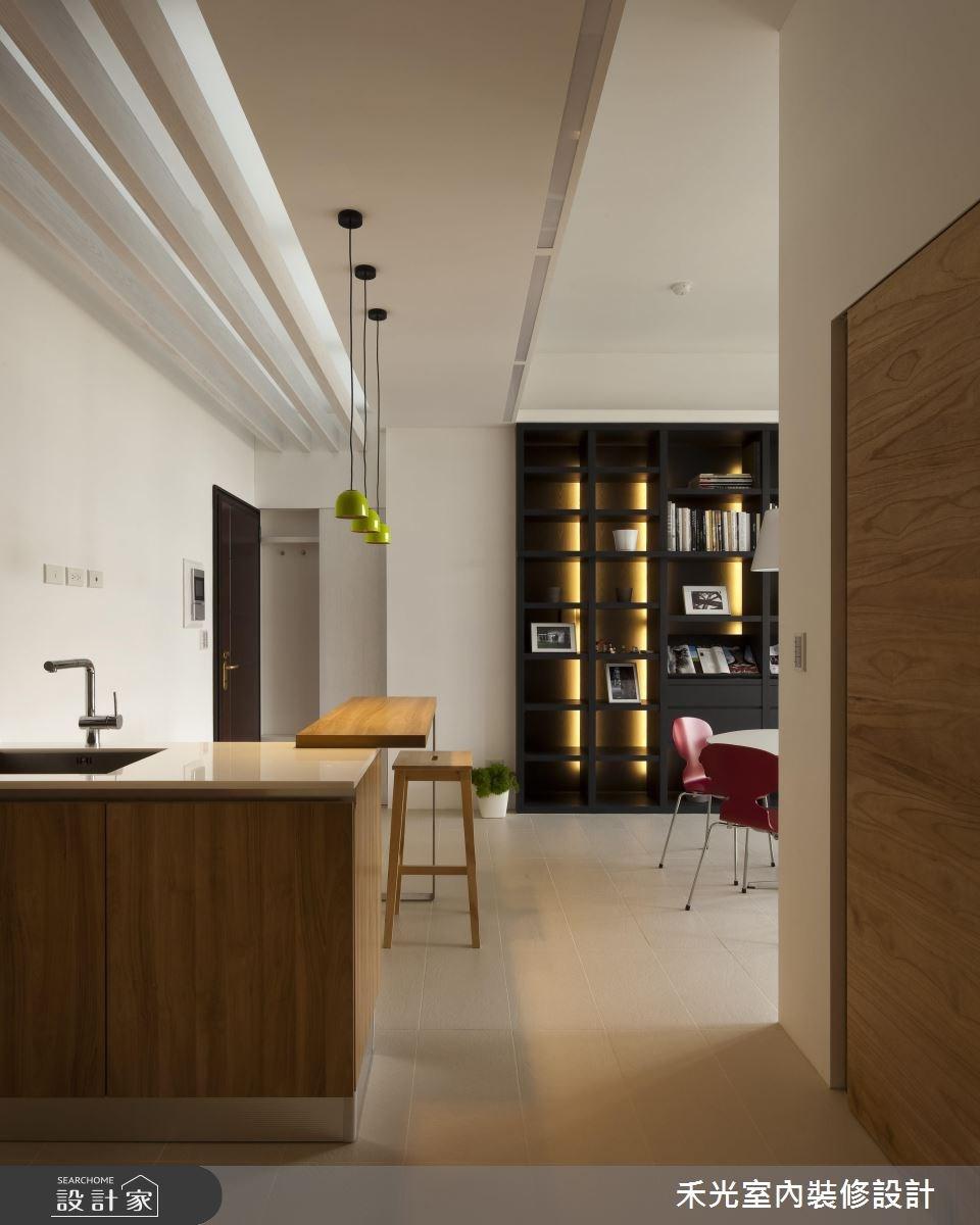 17坪新成屋(5年以下)_簡約風案例圖片_禾光室內裝修設計有限公司_禾光_11之4