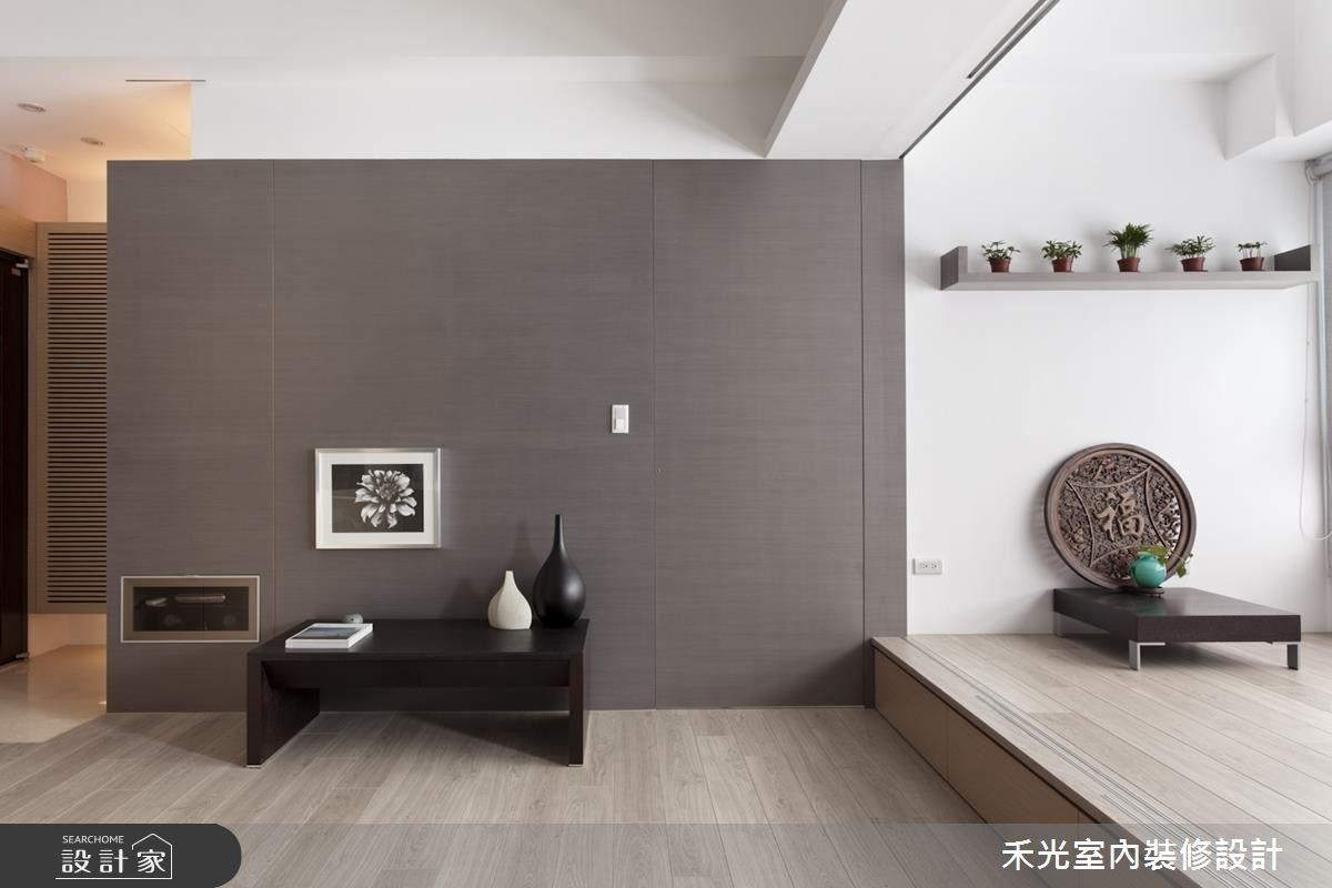 17坪新成屋(5年以下)_人文禪風案例圖片_禾光室內裝修設計有限公司_禾光_13之15