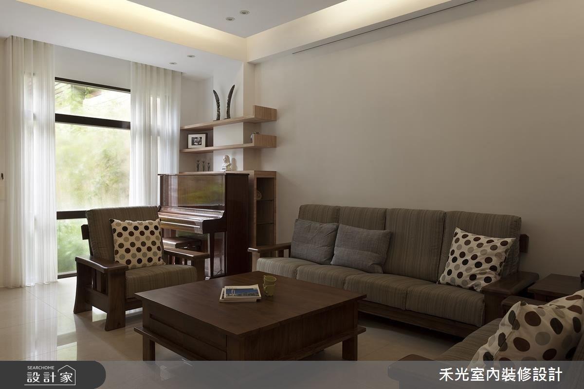 60坪新成屋(5年以下)_混搭風案例圖片_禾光室內裝修設計有限公司_禾光_15之4