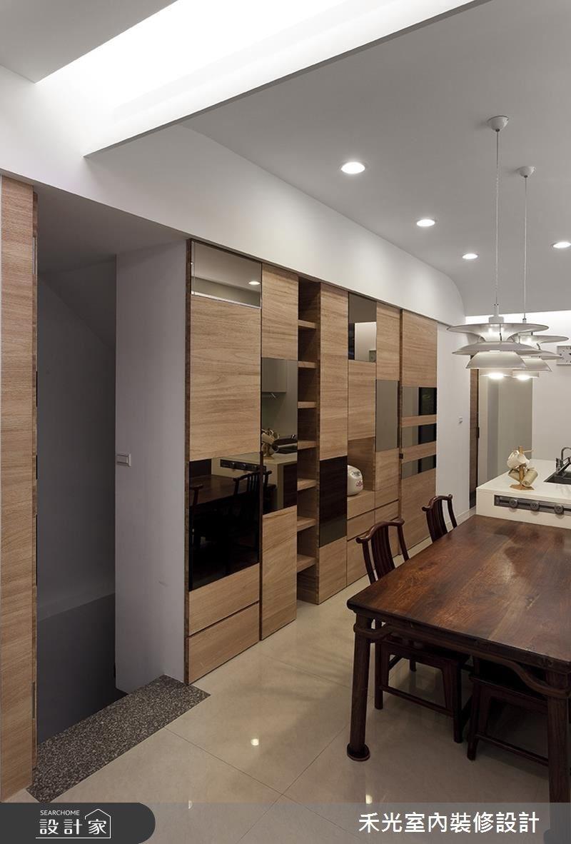 60坪新成屋(5年以下)_混搭風案例圖片_禾光室內裝修設計有限公司_禾光_15之7