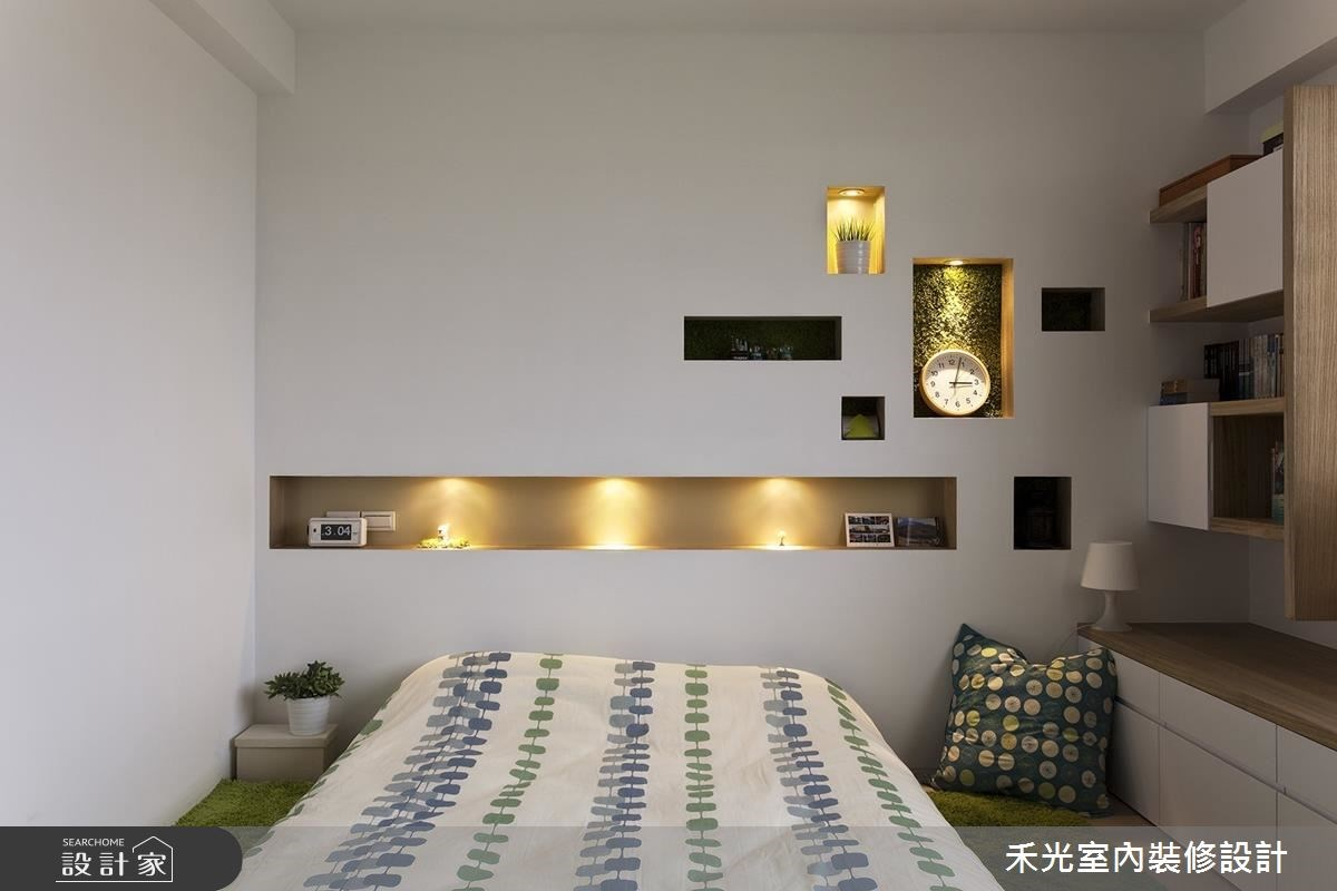 60坪新成屋(5年以下)_混搭風案例圖片_禾光室內裝修設計有限公司_禾光_15之13