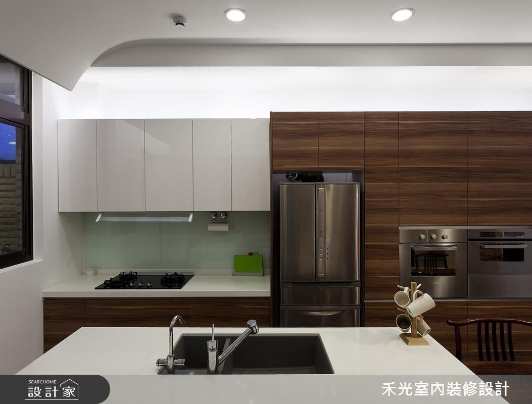 60坪新成屋(5年以下)_混搭風案例圖片_禾光室內裝修設計有限公司_禾光_15之9