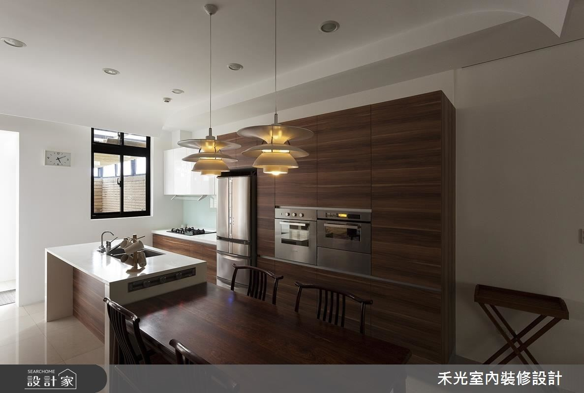 60坪新成屋(5年以下)_混搭風案例圖片_禾光室內裝修設計有限公司_禾光_15之8