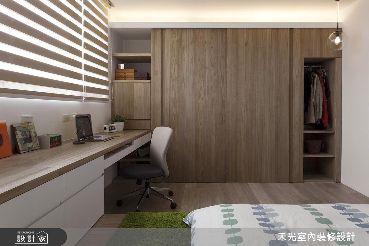 60坪新成屋(5年以下)_混搭風案例圖片_禾光室內裝修設計有限公司_禾光_15之15