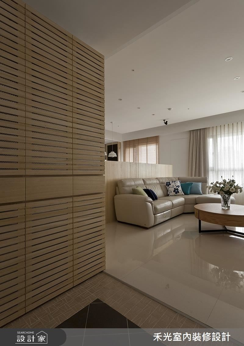 50坪新成屋(5年以下)_休閒風案例圖片_禾光室內裝修設計有限公司_禾光_18之1