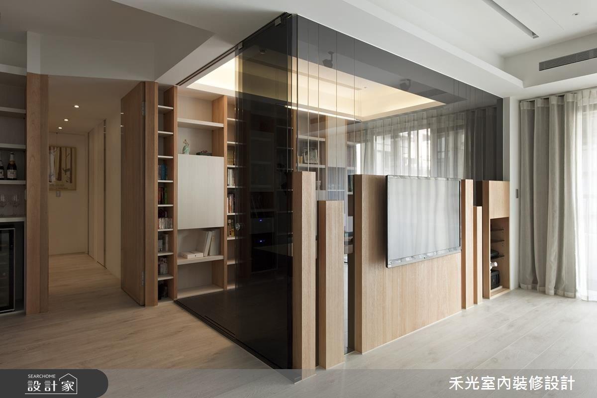 41坪新成屋(5年以下)_簡約風案例圖片_禾光室內裝修設計有限公司_禾光_等化器.微笑曲線之4