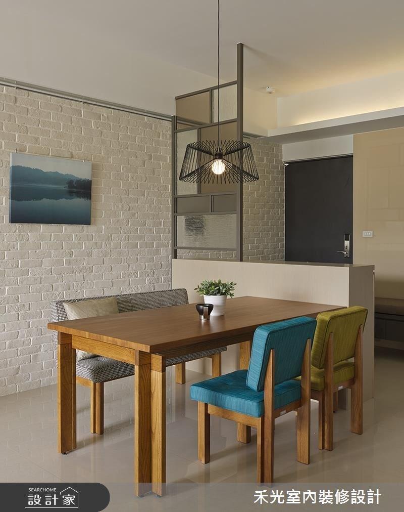 31坪新成屋(5年以下)_療癒風案例圖片_禾光室內裝修設計有限公司_禾光_20之3