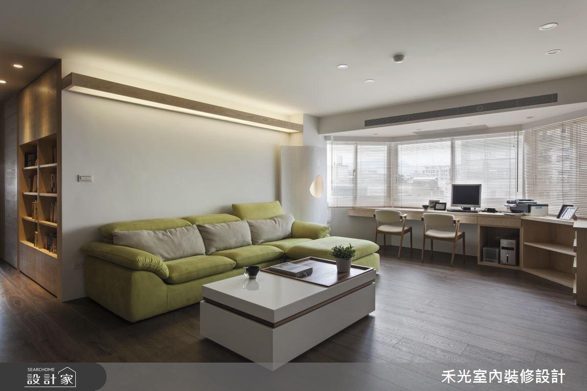 36坪老屋(16~30年)_療癒風案例圖片_禾光室內裝修設計有限公司_禾光_24之7