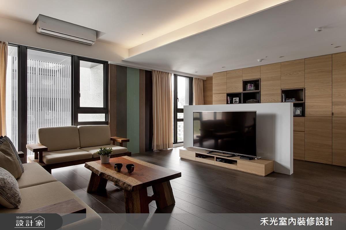28坪_休閒風案例圖片_禾光室內裝修設計有限公司_禾光_島谷之3