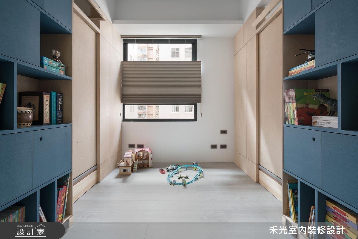 27坪老屋(16~30年)_簡約風案例圖片_禾光室內裝修設計有限公司_禾光_沐光 . 書院造之15
