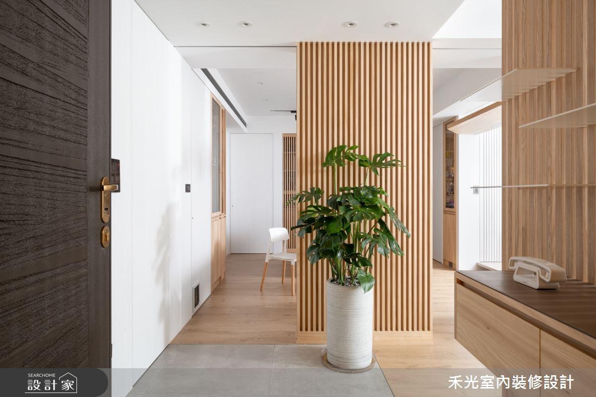 45坪新成屋(5年以下)_日式無印風案例圖片_禾光室內裝修設計有限公司_禾光_興味之1
