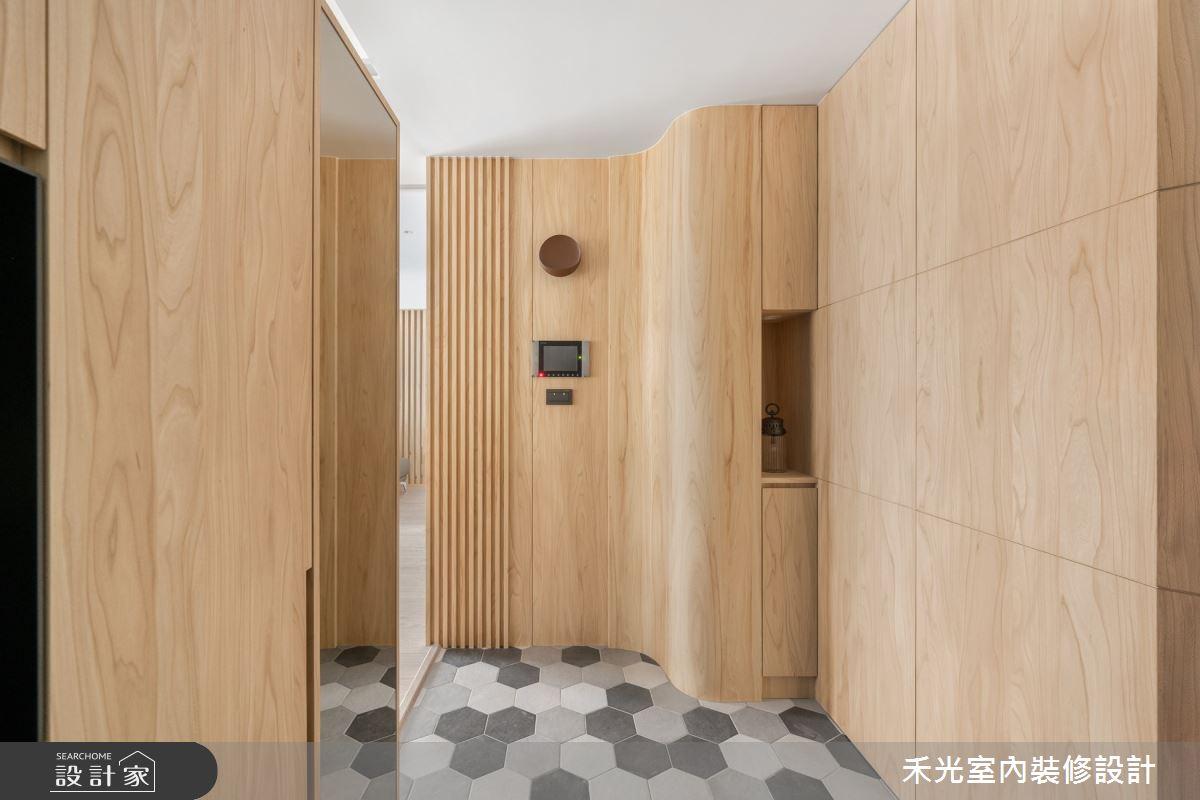 48坪新成屋(5年以下)_日式無印風案例圖片_禾光室內裝修設計有限公司_禾光_依曦 . 迴味之2