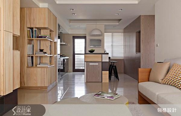 22坪新成屋(5年以下)_休閒風案例圖片_翎格室內裝修設計工程有限公司_翎格_13之10