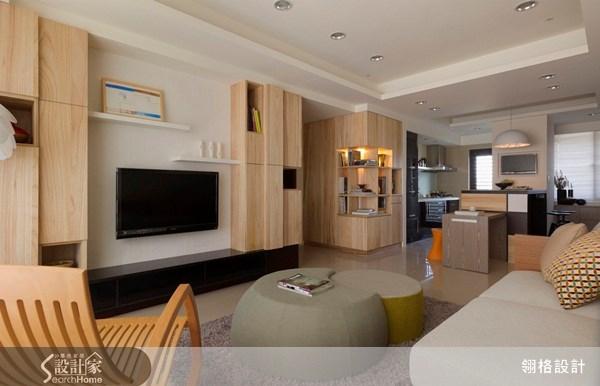 22坪新成屋(5年以下)_休閒風案例圖片_翎格室內裝修設計工程有限公司_翎格_13之5