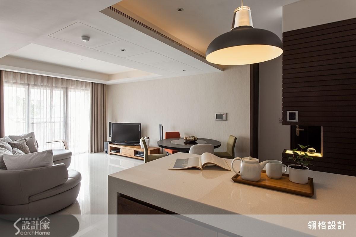 25坪新成屋(5年以下)_休閒風案例圖片_翎格室內裝修設計工程有限公司_翎格_20之5