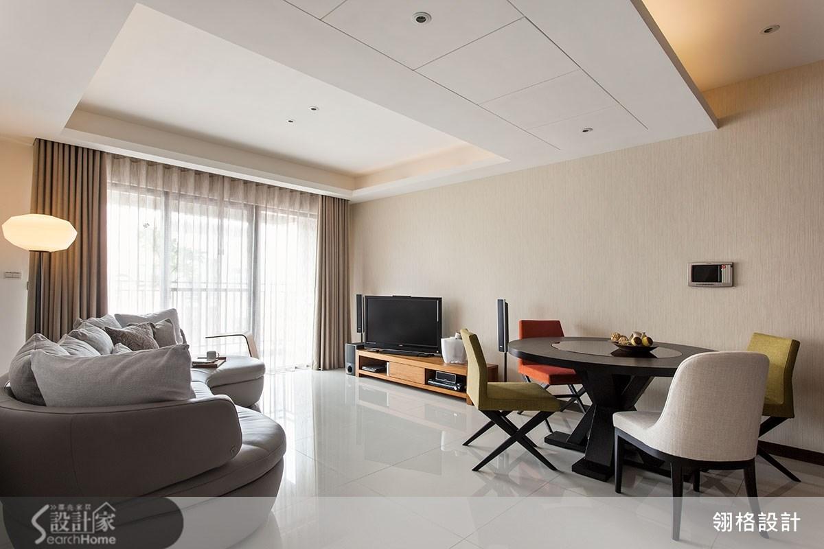 25坪新成屋(5年以下)_休閒風案例圖片_翎格室內裝修設計工程有限公司_翎格_20之2