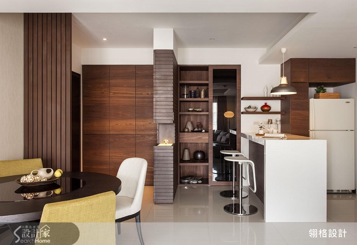 25坪新成屋(5年以下)_休閒風案例圖片_翎格室內裝修設計工程有限公司_翎格_20之6