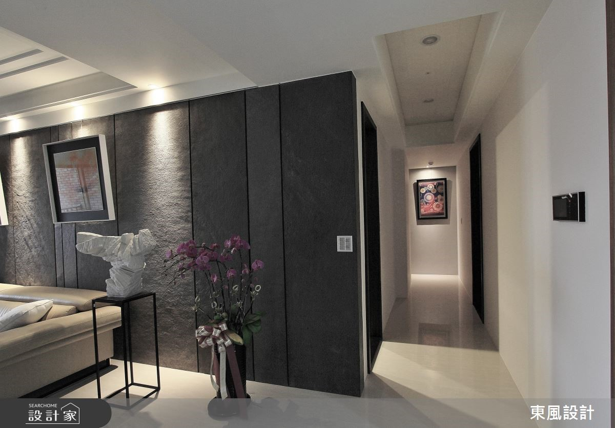 100坪新成屋(5年以下)_新古典案例圖片_東風室內設計_東風_05之10