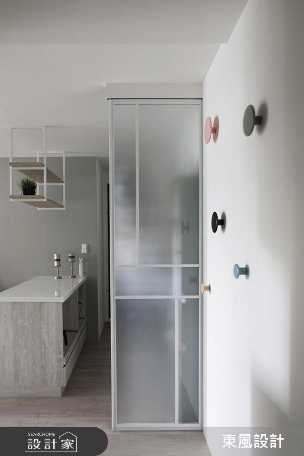 22坪新成屋(5年以下)_北歐風案例圖片_東風室內設計_東風_48之9