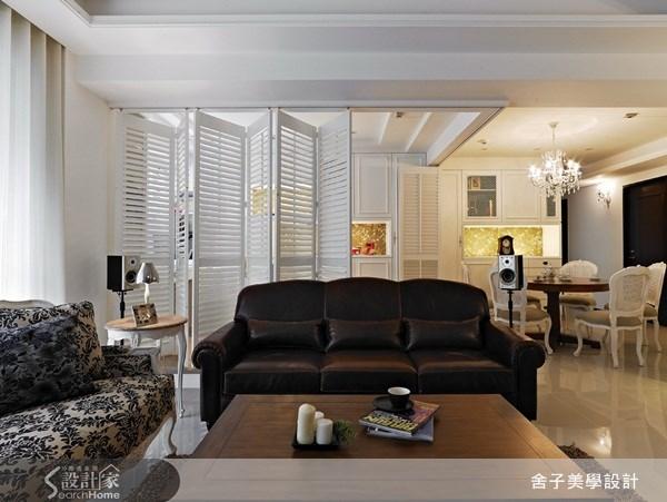 新成屋(5年以下)_混搭風客廳案例圖片_舍子美學設計_舍子美學_09之4