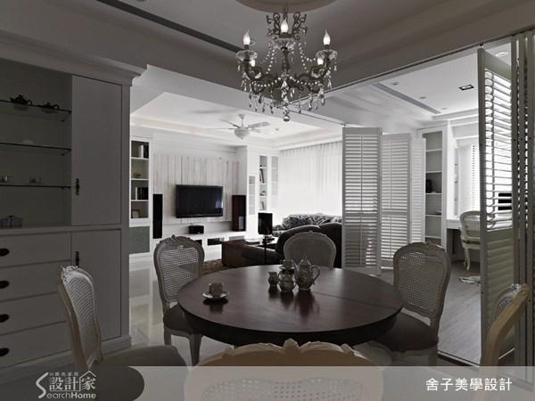 新成屋(5年以下)_混搭風餐廳案例圖片_舍子美學設計_舍子美學_09之8