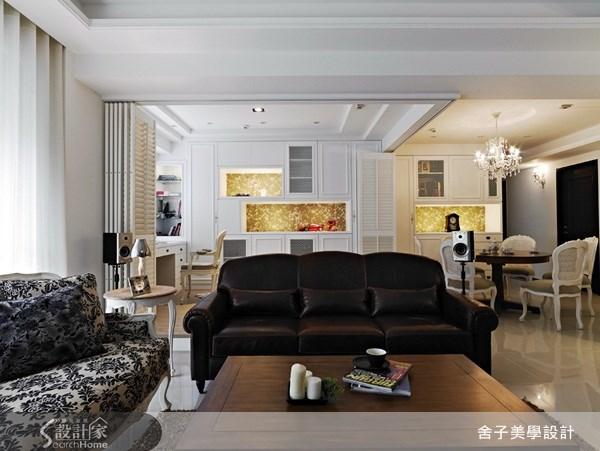 新成屋(5年以下)_混搭風客廳案例圖片_舍子美學設計_舍子美學_09之3