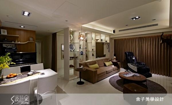 40坪新成屋(5年以下)_簡約風案例圖片_舍子美學設計_舍子美學_24之3