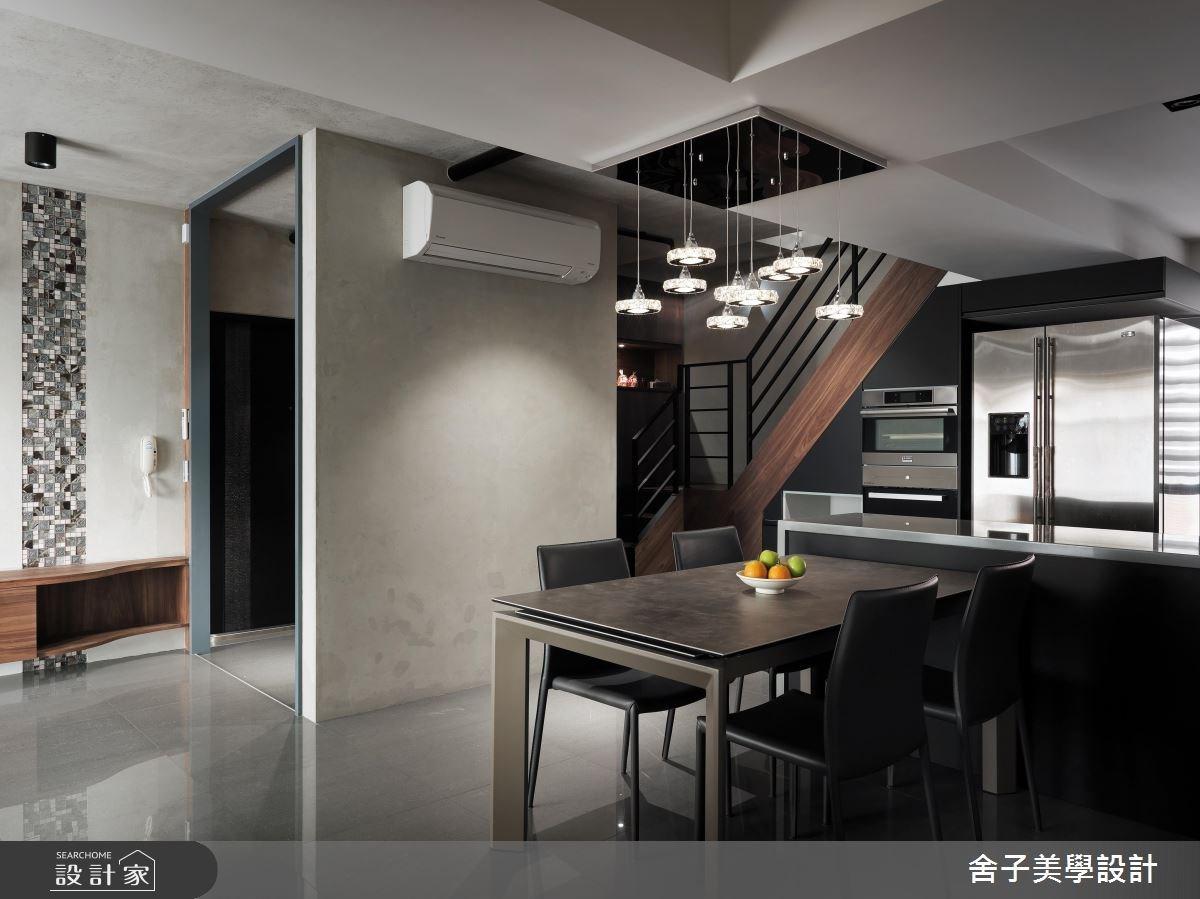 54坪老屋(16~30年)_工業風餐廳案例圖片_舍子美學設計_舍子美學_43之5