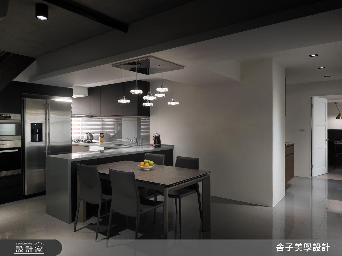 54坪老屋(16~30年)_工業風餐廳案例圖片_舍子美學設計_舍子美學_43之6